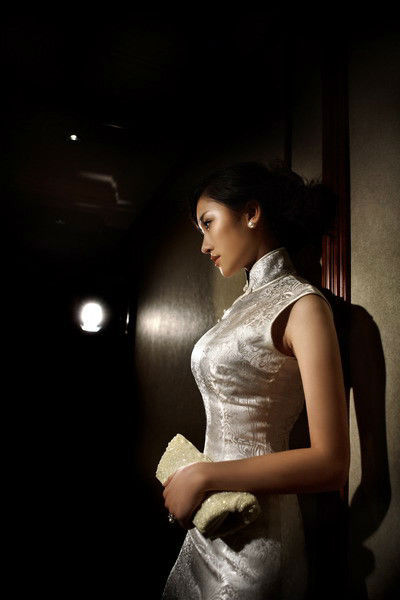 旗袍美女――只属于中国女人的性感第四季