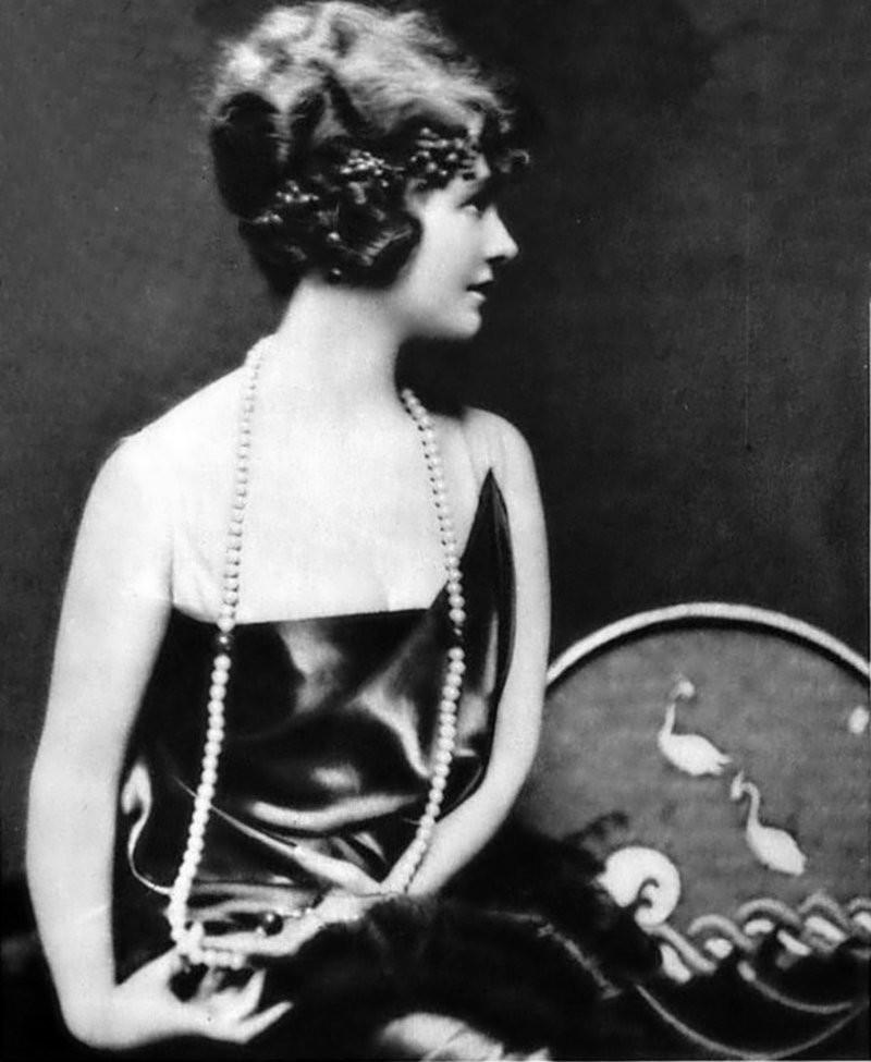 一百年前的美女―美国早期电影女星埃尔西・弗格森