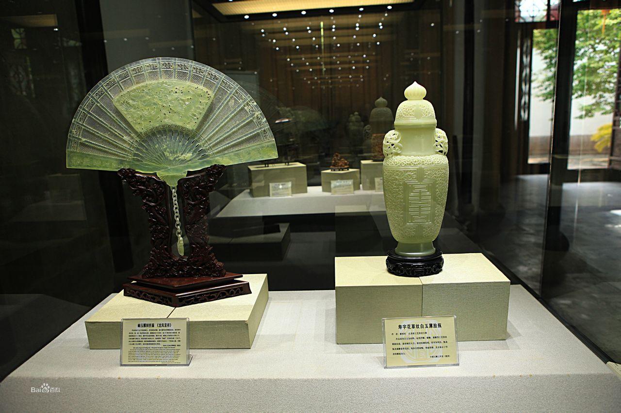 苏州工艺美术博物馆高清大图图片