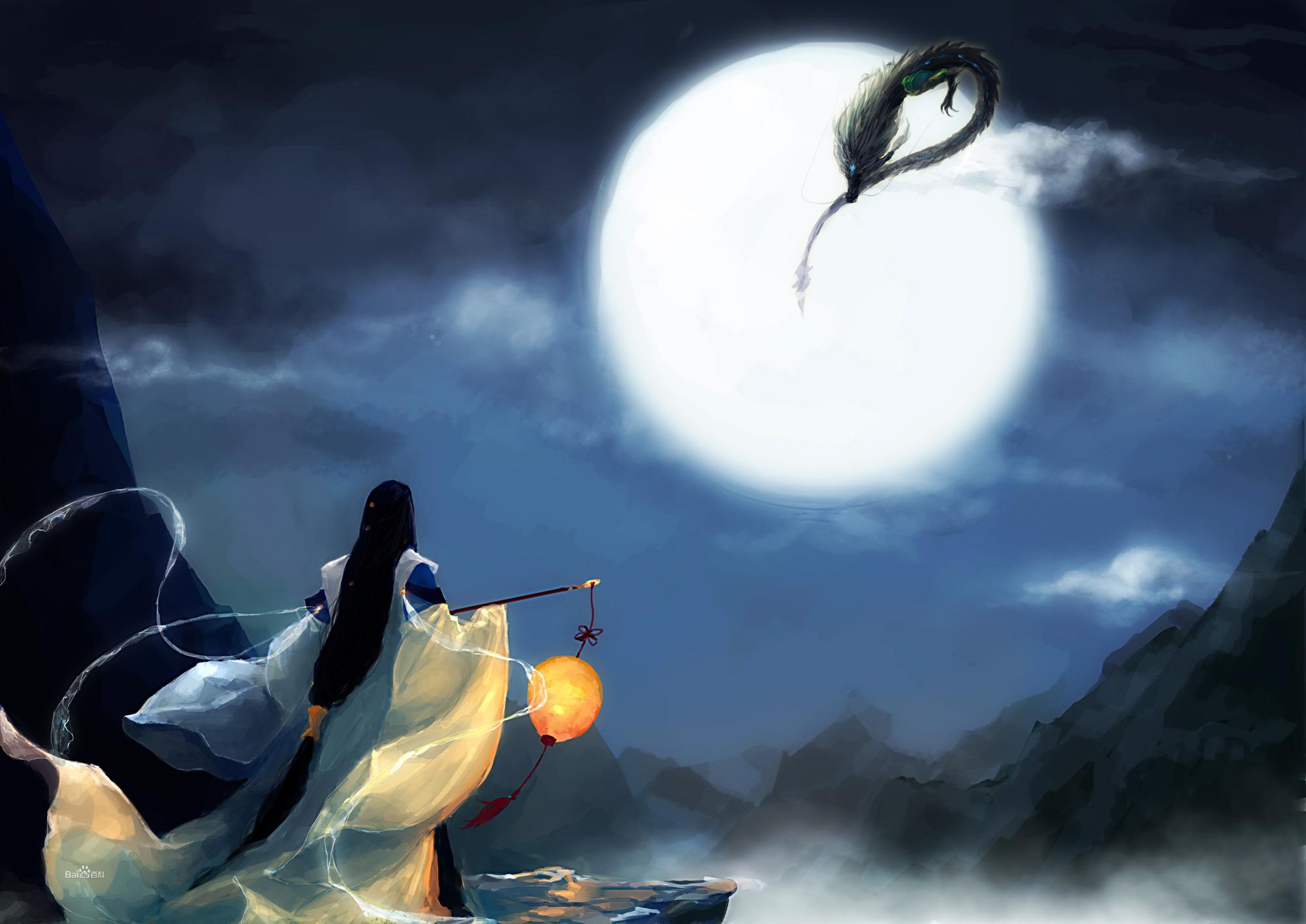 太子长琴(《古剑奇谭》游戏人物)图片