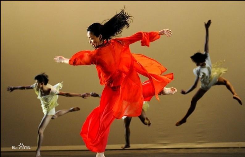 金星 著名舞蹈家 百度百科