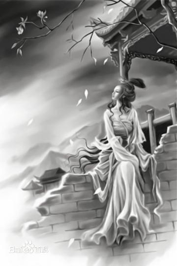 孟姜女哭长城图片_百度百科