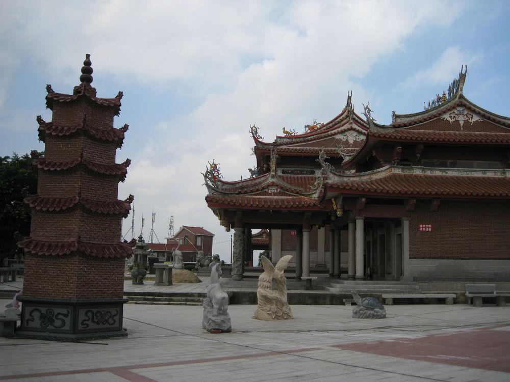 彭州市莲花寺图片