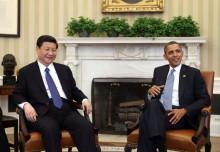 中美外交关系