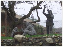 老石山原始部落遗址