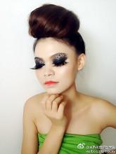 米苏化妆学校学员作品