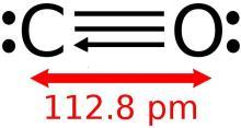 一氧化碳结构