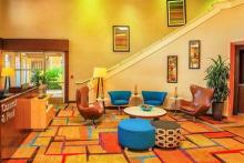 费尔菲尔德客栈及圣何塞机场万豪套房酒店