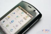 多普达P860手机外观(一)
