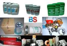气动元件:气缸,三联件,气动电磁阀,气动接头.图片
