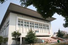 天门中学体育馆