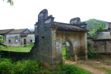 钟楼古村落