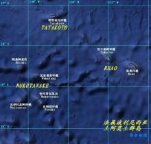 阿基阿基岛地理位置