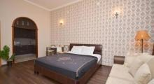 普希金广场享受莫斯科公寓酒店