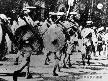北伐军开进武昌
