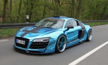 Audi R8 V10 ����ͼ��