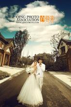 青摄影会馆婚纱摄影《丽宝莎的婚礼》