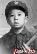 中意小木枪,曾是孩子王