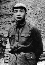 长征结束时的彭德怀(1936年)