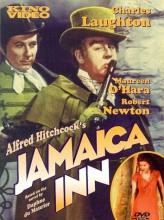 牙买加客栈海报