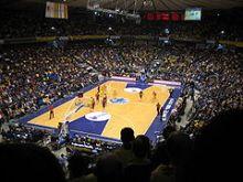 特拉维夫的诺基亚篮球场