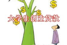 大学生创业贷款