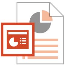 ppt格式图标图片