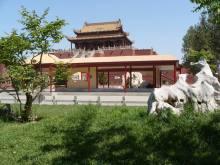 龙亭公园景观