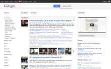Google News 2011/09/11