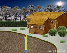 地表水式地源热泵