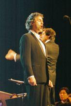 安德烈・波切利在演唱