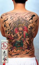 原创纹身设计;激光洗纹身;纹身遮盖图片