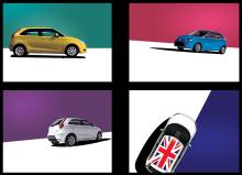 MG3车型官方彩图