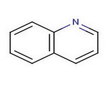 喹啉结构式