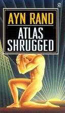 《阿特拉斯耸耸肩》35周年纪念版封面