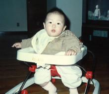 朴宰范-幼年