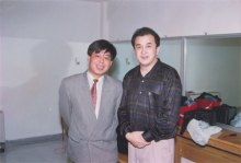 汪国晔与知名艺术家、明星在一起