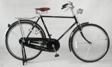 自行车迎接新娘