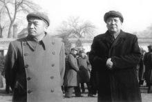 彭德怀与毛泽东(1953年)