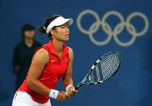 李娜2008年北京奥运会四强
