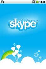 Skype网络电话界面