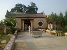 阜南县柴集镇祖师庙(铁神庙)