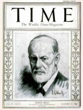 《时代周刊》封面上的弗洛伊德