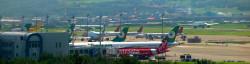 台湾桃园国际机场(TPE)