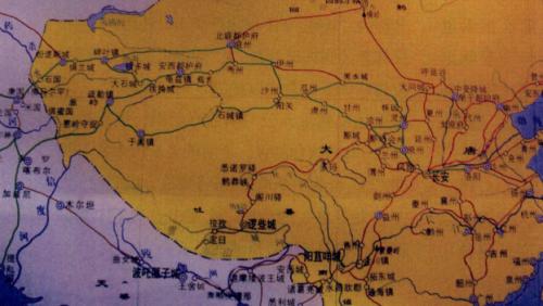 丝绸之路(古代连接中西方的商道)图片