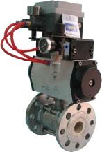 气动陶瓷调节阀图片