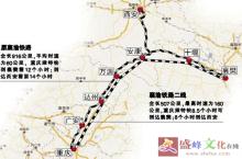 襄渝铁路贯穿南北