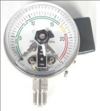 普通电接点压力表