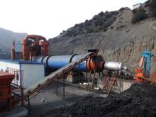 煤泥烘干机1000吨