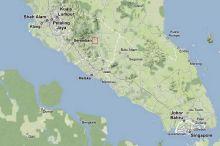 马来半岛图片